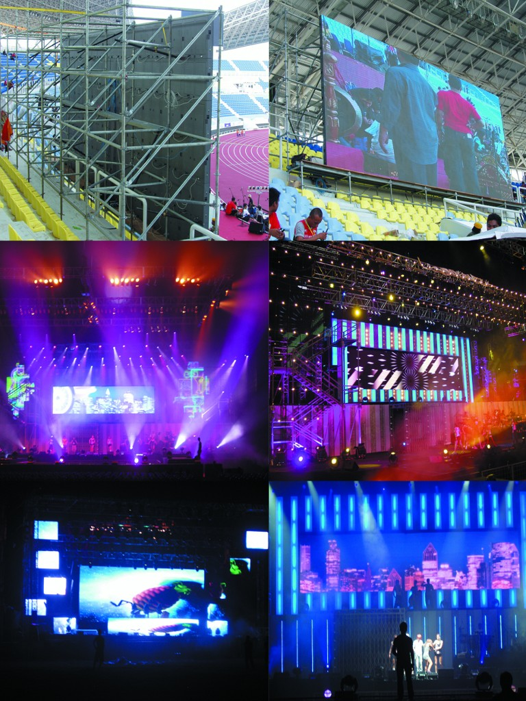 LED Display at SUKMA Terengganu
