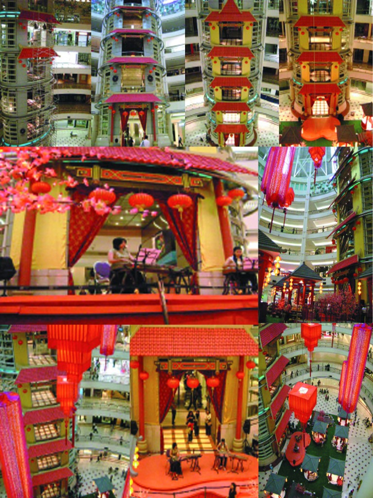 Suria KLCC Chinese New Year Decoration